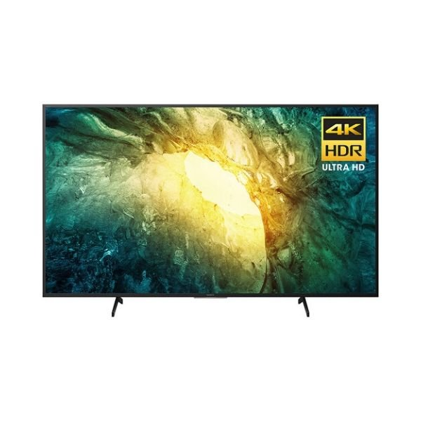 Sony 49 Inch 4K ANDROID SMART HDR 10+ TV  2020 MODEL - KD49X7500H