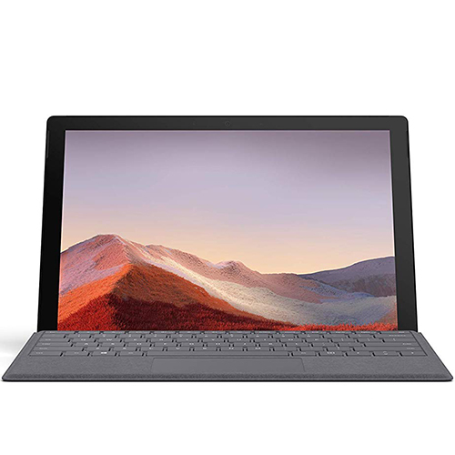 Microsoft Surface Pro 7 Laptop: 12.3